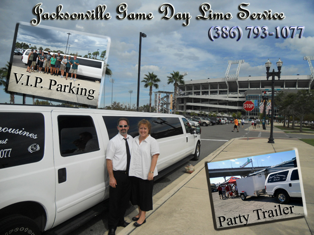 Limos in Jacksonville (904) 412-4814